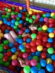 Дитячий лабіринт для ігрової кімнати