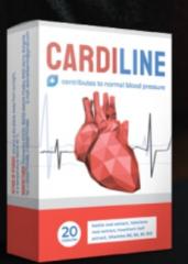Cardiline (Cardilin) - capsules for hypertension