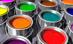 Paint and varnish coating components