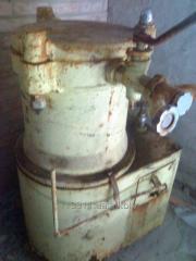 Шприц-наполнитель гидравлический ГШУ-2. Цилиндр