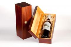 Деревянная коробка, подарочная упаковка для