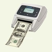 Automatic detector of US dollars of DORS 200