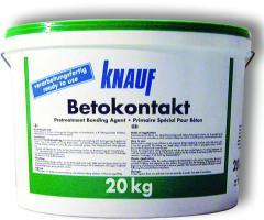 Бетоноконтакт, штукатурный адгезионный грунт, ОПТ