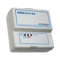 Сигнализатор газа бытовой Варта 2-03