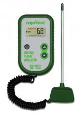 Прибор контроля параметров почвы 3 в 1 Luster Leaf
