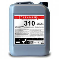 Чистящий гель для туалетов и керамики CLEAMEN 310