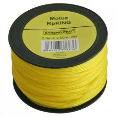 Scaffold construction yellow d=1,7 (roll of 50 m)