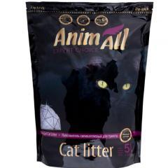 Наполнитель туалетов для кошек AnimAll 5 л (42036)