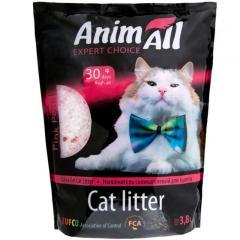 Наполнитель туалетов для кошек AnimAll Силикагель