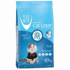 Наполнитель туалетов для кошек Van Cat Fresh