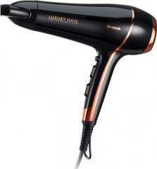 Фен Trisa Luxury Hair Черно/медный (4616)