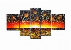 Картины модульные в Украине, Купить, Цена, Фото Модульная картина, картины из частей, сегментированные картины, картина сегментированная Код товара: 1097