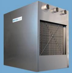 Heat exchangers film Buc
