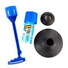 Вантуз Plumbers Hero для унитаза и канализационных