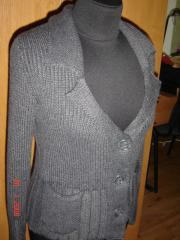 Jacket with the English collar