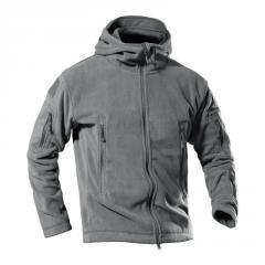 Тактична флісова куртка/кофта Pave Hawk S Grey