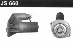 JS660 starter, starters automobile JS660 to buy in