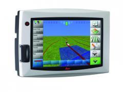 GPS system of navigation Leica mojo3D