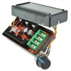 ШИМ регулятор скорости двигателя 10-50В 40А 2000Вт