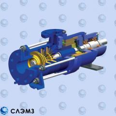 Pump BK 1/16, pump BKC 1/16,