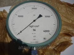 Манометр СВ-4000 (СВ.4000, СВ 4000, СВ4000, СВ26Р, СВ-26Р)