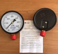 Манометр МТ-3У (кл.т.1.5) 0…10 Mра(100...