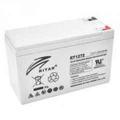 Батарея к ИБП Ritar AGM RT1272,  12V-7.2Ah...