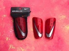 Щитки футбольные Nike Mercurial Lite Guard/найк