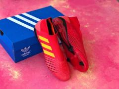 Бутсы Adidas Predator 18+FG/адидас