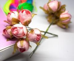 Мини букеты (Разные цветы)