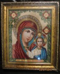 The handwork icon wedding couple Kazan is