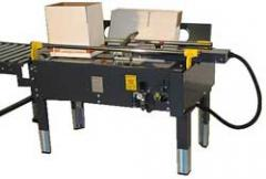 The shaper of boxes F104 semi-automatic with a