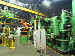Diecasting machines from the LLC Mekhplast company