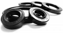 Cuffs rubber for hydraulic devices