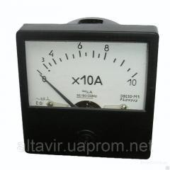 Амперметр и вольтметр Э8021,  Э8025,  Э8030,...