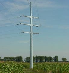 High voltage line CB-9,5-2/support / 9500 x