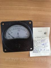 Амперметр щитовой переменного тока Э8021...