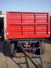 Прицеп тракторный самосвальный 2ПТС-6