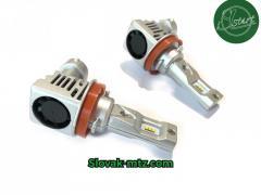 LED лампа PROLIGHT M3 H11 55W 6500K (2