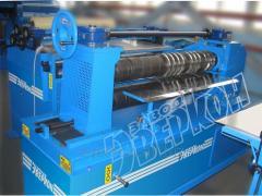 Equipment machine line of longitudinally cross