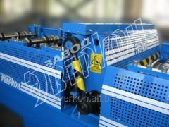 The equipment the machine the line for facings for