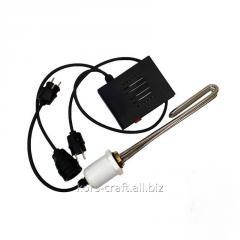 Тиристорный регулятор мощности с тэном 3 кВт