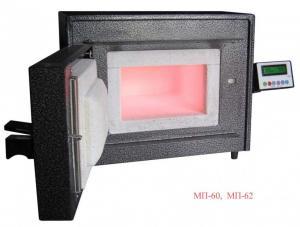 The muffle furnace of MP-60, MP-62, MPM-02.