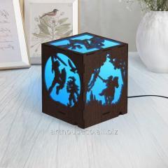 Еко ночник Зельда Прикроватная лампа RGB Лампа