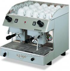 The coffee maker professional for espresso La