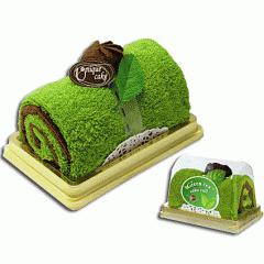 Полотенца-тортики махровые сувениры