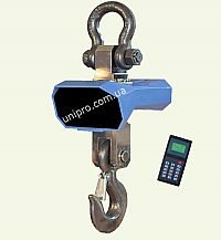 Scales crane with radio channel management 1BK-PK1