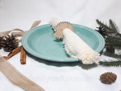 Кольца для салфеток Ёжик сервировка стола Кільця