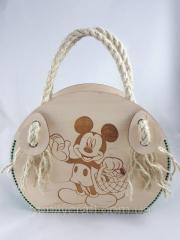 Детская пасхальная сумочка корзина сумка Микки