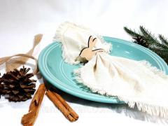 Кольца для салфеток Зайчик сервировка стола Кільця